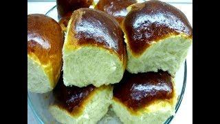 БУЛОЧКИ/СДОБНЫЕ  ВАНИЛЬНЫЕ/САМЫЕ ВКУСНЫЕ домашние булочки к чаю//Coffee Buns Recipe