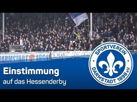 Darmstadt 98   Einstimmung auf das Hessenderby