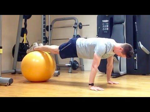 Abs for Golf: Anterior Core Exercises