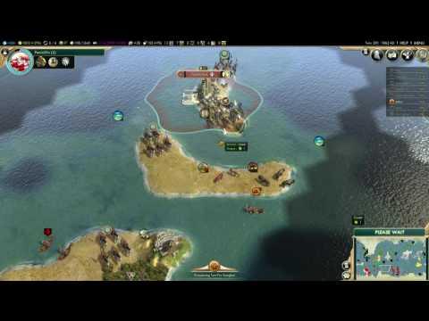 Civilizations V Aztec Montezuma Episode 11
