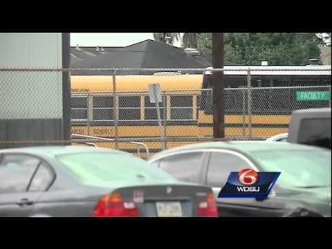 Student slashed at Bonnabel Magnet Academy High School