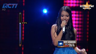 Hanin Dhiya Di Reject Jenita Janet Rising Star Indonesia Lucky 7 Eps 21 MP3
