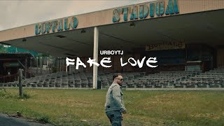 URBOYTJ : FAKE LOVE - Official Music Video