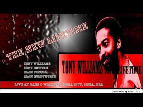 Tony Williams 1976 Iowa City