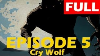 The Wolf Among Us Episode 5 Full Ep Cry Wolf Finale Let's Play No Commentary Gameplay