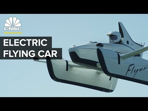 The New Flying Car From Google Co-Founder Larry Page | CNBC