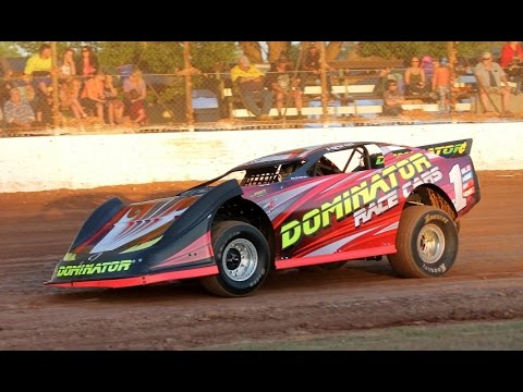 Darren Kane Wins Super Sedan Feature Kingaroy Speedway