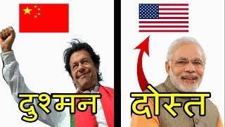 वो 10 देश से भारत के लिए युद्ध में लड़ेंगे | Top 10 Countries Which Supports India