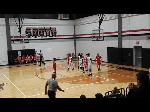 Haggard Middle School B-team vs Hendrick Middle School #4