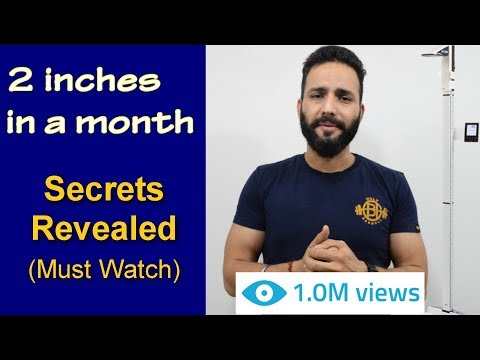 Increase your height in a month | Can You? | Mental Fitness - Hindi