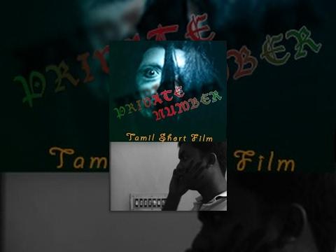 Private Number - Horror Tamil Short Film - Redpix Short Films