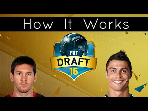 FIFA 16 | FUT DRAFT | HOW IT WORKS