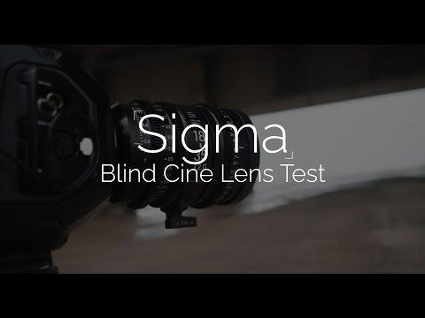 Sigma 18-35mm T2 Blind Cine Test