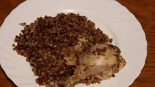Гречка с мясом в мультиварке Redmond. Готовим вкусный ужин на всю семью