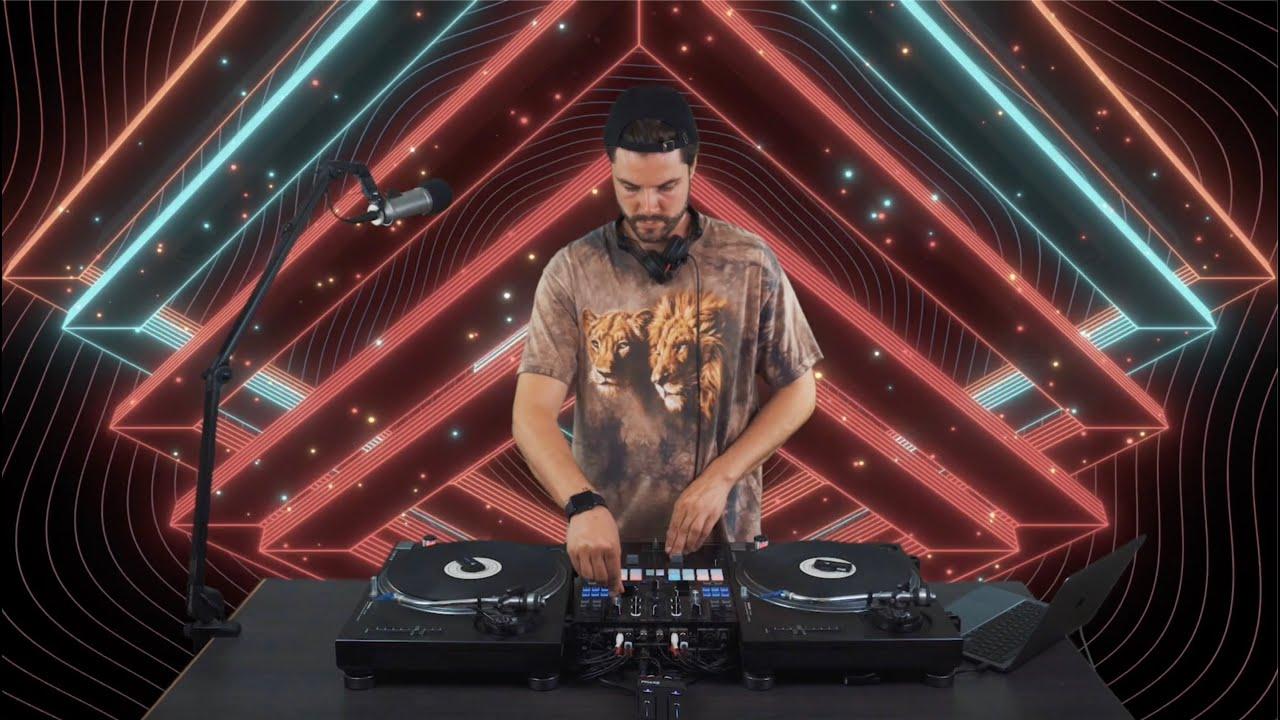 DJ D-Tale - Afro House Set (Coronight Livestream)