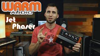 DEMO: Warm Audio Jet Phaser Pedal