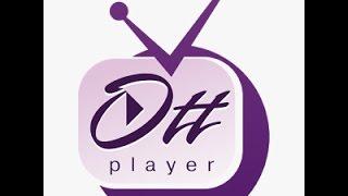 مشاهدة قنوات التلفاز + القنوات المشفرة مجانا Ott player 2017