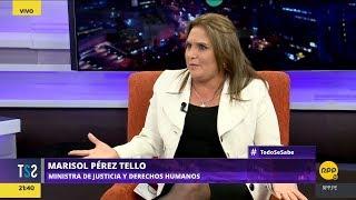 Todo Se Sabe │Marisol Pérez Tello: