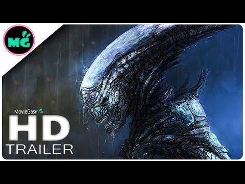 THE ORIGINS OF ALIEN Trailer (2019)