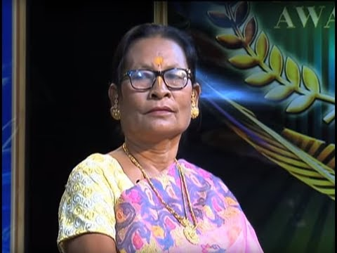 Mahila Kisan Awards - Grand Finale contestant Bimola Devi from Manipur