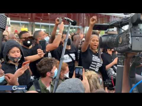 من أمريكا إلى فرنسا .. النظام الرأسمالي يتداعى تحت ضربات العنصرية والاحتجاجات  - 16:00-2020 / 6 / 3