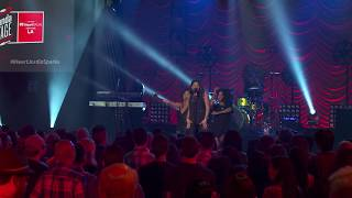 Jordin Sparks - Right Here, Right Now (Live on the Honda Stage at the iHeartRadio Theater LA)