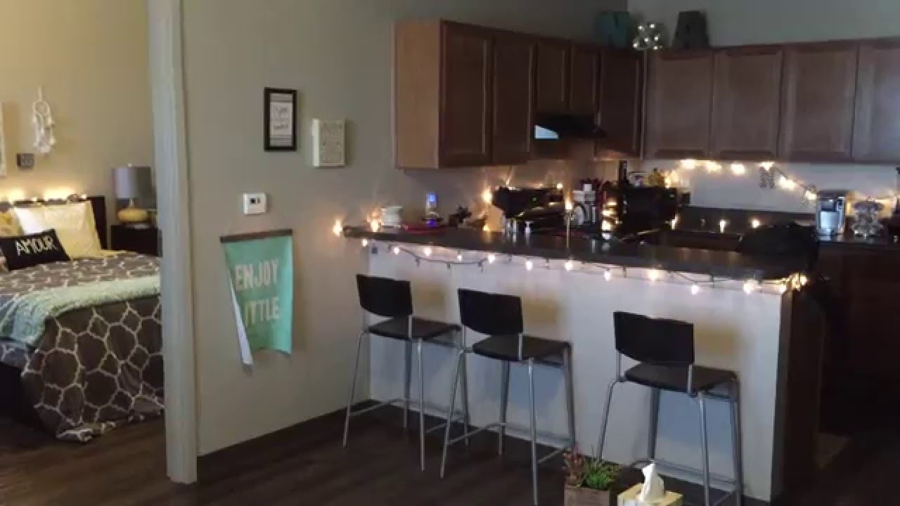 Get a Room at Rose State Village Apartments Two Bedroom