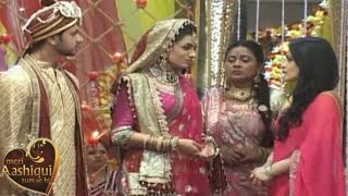 Meri Aashiqui Tum Se Hi 2nd September 2015 EPISODE | Ranveer & Ritika MARRIED – SHOCKING