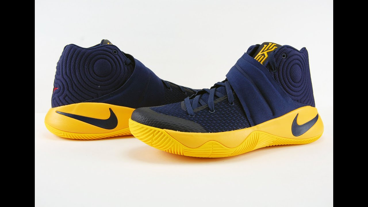 huge selection of d3d8f e2b74 Nike Kyrie 2 Cavs
