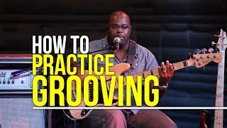 How to Practice Your Groove | Beginner Bass Lessons