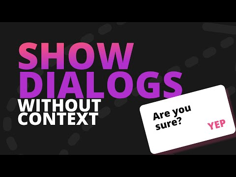 Dialog Service in Flutter   Show Dialog Without Context