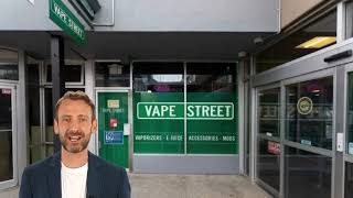 Vape Street Shop in Burnaby Metrotown, BC