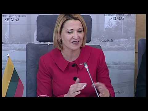 2019-04-05 Žmogaus teisių komiteto renginys, skirtas Tarptautinei romų dienai paminėti