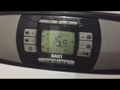 Yunkers Baxi Eco 3 Error 01