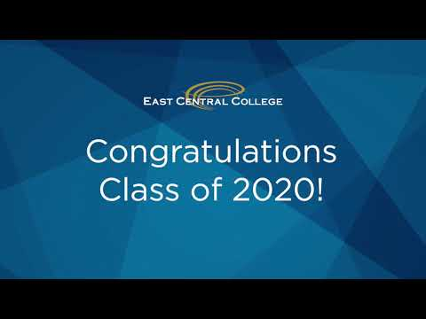 2020 Commencement: East Central College
