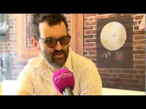 Pukkelpop 2013 Interview Eels