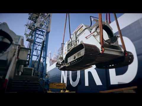 imbarco TANAP Genoa