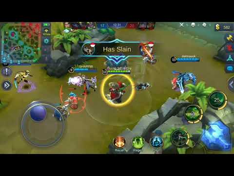 Mobile Legends : Epic Comeback Yess..