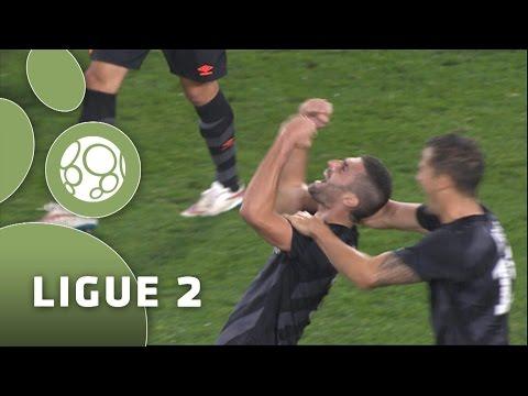 Valenciennes FC – RC Lens (0-1)  – Résumé – (VAFC – RCL) / 2015-16