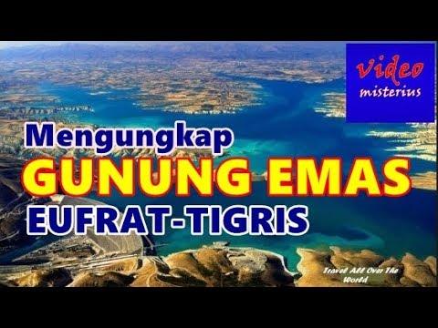 TANDA KIAMAT SUDAH DEKAT   SUNGAI EUFRAT DAN TIGRIS MULAI KERING