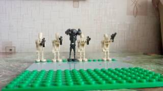 Лего мультик звездные войны (пародия на звездные войны войны клонов 7серия 6 сезона)