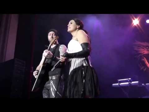 Within Temptation - Sinead (not apparature) Hydra Word Tour 2015 Ростов-на Дону
