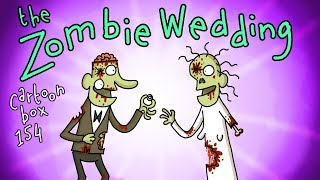 The Zombie Wedding | Cartoon Box 154 | by FRAME ORDER | Funny animated cartoons
