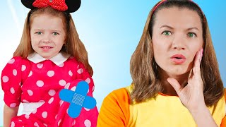 Canción Boo Boo - Canción Infantil | Canciones Infantiles con Nicole