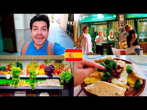 VAMOS AL MERCADO en ESPAÑA | Benshorts