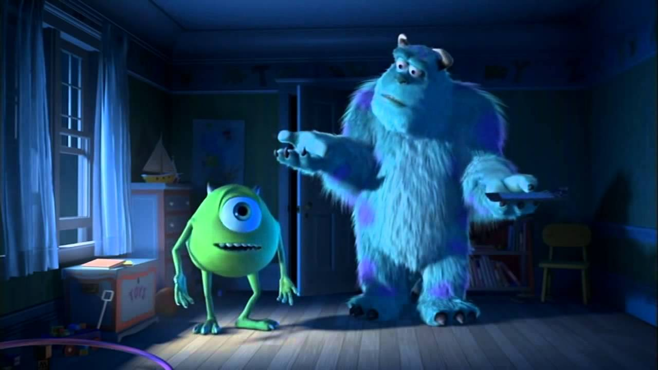 monsters inc 2001 trailer hd youtube