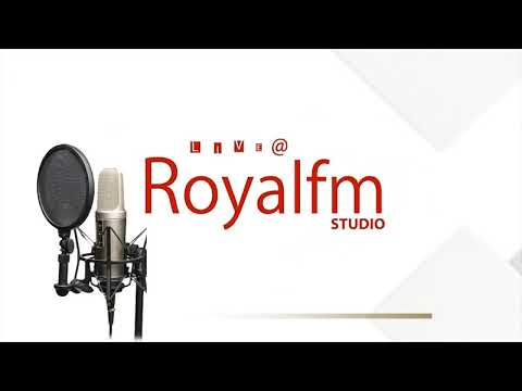 ICE PRINCE and TEKNO at ROYAL FM Ilorin Studio