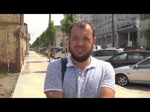 Телеканал Новий Чернігів: Оновлення тротуарів у Чернігові| Телеканал Новий Чернігів