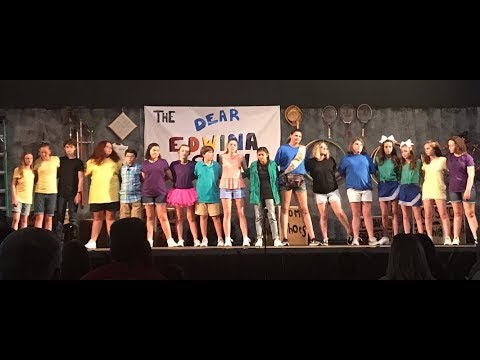 LaGrange Academy Middle School Play -  Dear Edwina Jr - 05/12/2018