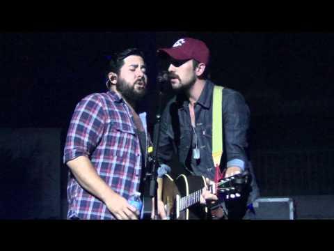Rhett Walker & Kenny Davis Live (Acoustic): All I Need (Aiken, SC- 9/26/13)